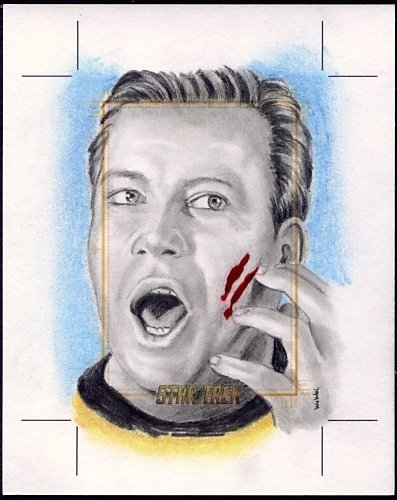 William Shatner by wu-wei